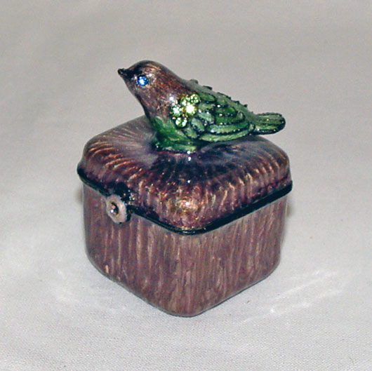 Image de Box with bird