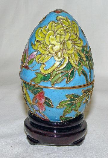 Image de Egg - Cloisonne