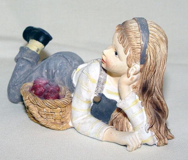 Image de Fille aux pommes