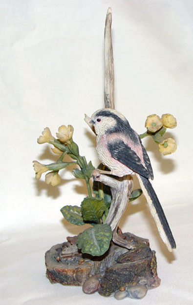 Image de Long Tailed Tit with Cowslip
