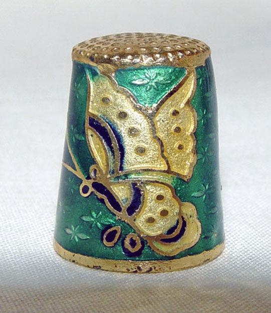 Image de Thimble butterfly
