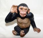 Image de 133/5000 3 petits singes   - Je ne vois pas - je n'entends pas - je ne parle pas
