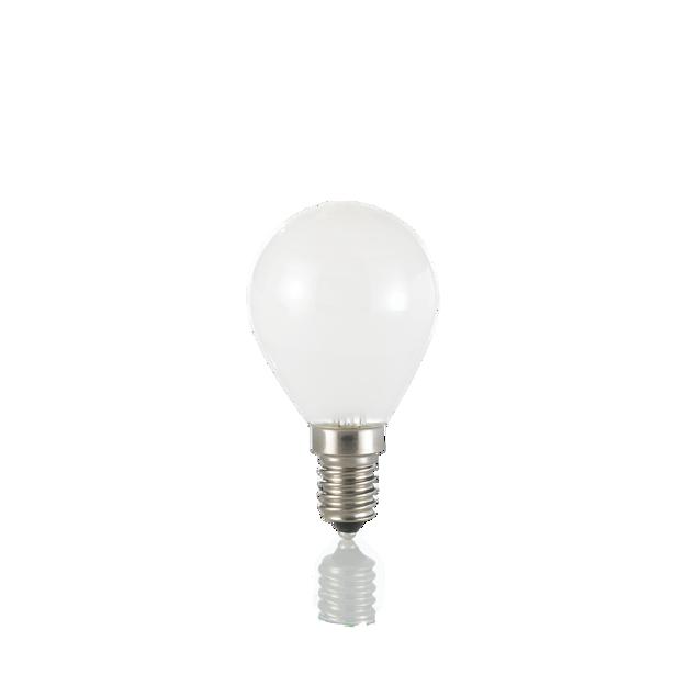 Image de AMPULE E14 Sphère blanche